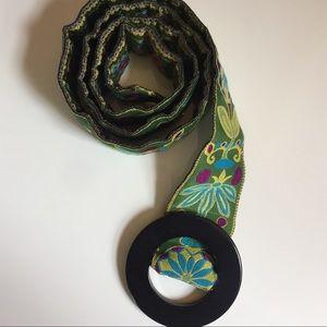 Handmade Fabric Belt
